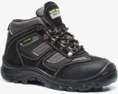 Safety Jogger climber leren werkschoenen S3 - Zwart - Maat 44