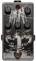 Old Blood Noise Endeavors Haunt 19 Fuzz Pedal - updated switches and sonic improvements