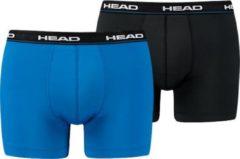 Blauwe HEAD MICROFIBER 2-PACK BLUE, BLACK