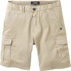 Twinlife - Heren Shorts Twinlife Short - Beige - Maat 30