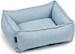 Beeztees ferro - hondenmand - lichtblauw - 65x60x20 cm