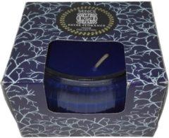 Blauwe Sence Geurkaars - True Karma 85 gr
