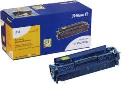 Pelikan Vertriebsgesellschaft mbH & Co. KG Pelikan 1218 - Gelb - Tonerpatrone (Alternative zu: HP CC532A) 4207203