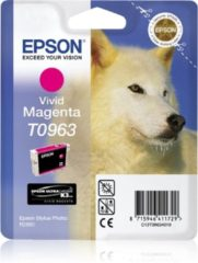 Epson Husky inktpatroon Vivid Magenta T0963
