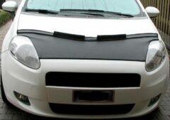 Universeel Motorkapsteenslaghoes Fiat Grande Punto 2005-2008 zwart
