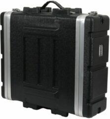Innox Deze 3U hoge flightcase komt van pas als je 19 inch apparatuur dieper is dan een standaardformaat, of als je iets meer ruimte aan de achterkant van je apparatuur wilt. Gemaakt van stevig ABS en voorzien van solide hardware.