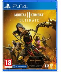 Warner Bros. Entertainment Mortal Kombat 11 Ultimate - PS4