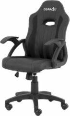 Gear4U Junior Hero gaming stoel - gamestoel voor kinderen / game stoel voor kinderen - zwart