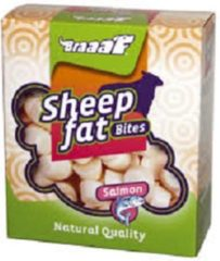 Braaaf Hondensnacks Braaaf Schapenvet Bonbons - voordeelverpakking 8 x 245 gram