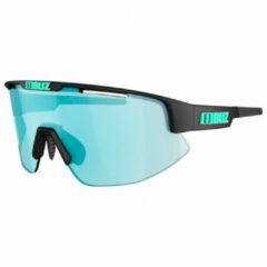 Bliz - Matrix Small S3 VLT 14% - Fietsbril turkoois/grijs/zwart
