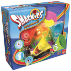 Smackies - Big Set glow and glitter - Goliath gooi en plak darts
