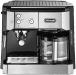 DeLonghi BCO 420.1 Vrijstaand Half automatisch Combinatiekoffiemachine 1l 10kopjes Zwart, Zilver kof