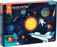 Galison Puzzel Solar System - 70st | Mudpuppy