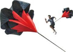 Zwarte Tunturi Weerstand Parachute - Fitness Parachute - Fitness Parachute - Zwart