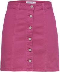 Roze JACQUELINE De YONG, Dames Rok, pink