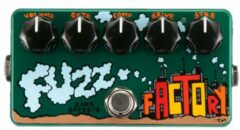 ZVEX Effects Fuzz Factory handbeschilderd pedaal