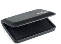 Colop stempelkussen Micro 1 - formaat 5 x 9 cm - zwart