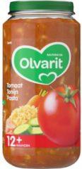 Olvarit Maaltijd 12m Tomaat Tonijn Pasta 250 gr