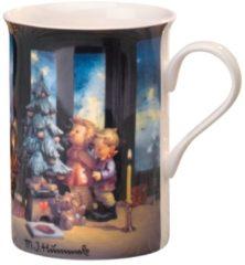 Tasse von M.I. Hummel 'Tannenbaum' Hummel mehrfarbig