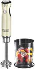 Russell Hobbs Stabmixer 'Retro Vintage Cream' 25232-56 Russell Hobbs creme