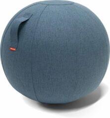 Blauwe Worktrainer - Zitbal - Office Ball - Jeans Blue - Ø 60-65 cm