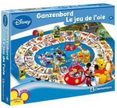 Clementoni gezelschapsspel Disney Ganzenbord