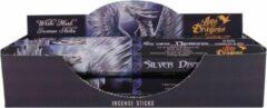Fantasy Giftshop Wierook - Silver Dragon - Anne Stokes