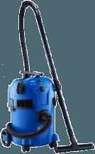 Nilfisk Mutli II 22 18451550 Nat- en droogzuiger 1200 W 22 l Halfautomatische filterreiniging