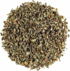 Valley of Tea Basilicum Bladeren Bio Culinair Kruid - Perfect Voor Pesto - Droge Ocimum Basilicum 100g
