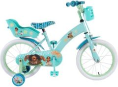 Volare 16 ZOLL VAIANA Junior Bike Kinder blau