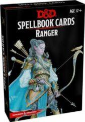 Gale Force Nine Dungeon & Dragons Spellbook Cards Ranger