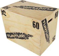 Witte Tunturi Plyo Box - Houten fitness kist- 50/60/75 cm