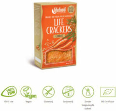 Lifefood Life crackers wortel 80 Gram