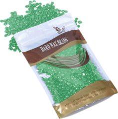 MEGA BEAUTY SHOP® Wax beans 100gr. Aloë vera- Hard wax beans- Hard wax beans- Ontharingswax- Harskorrels- Harde hars- Ontharingshars- Harsen- Waxen- Hars parels