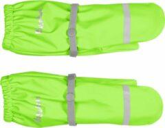 Playshoes Regenwanten Neon Junior Polyester Groen Maat 1