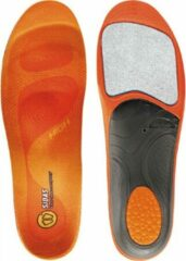 Sidas Winter 3 Feet High Neutral Inlegzolen Oranje