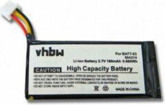 VHBW Accu 3,7V / 180mAh voor Sennheiser headsets - BATT 03