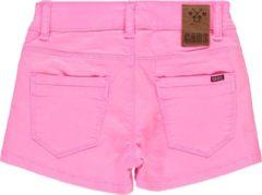 Roze Cars Jeans Meisjes Ioni Short - Pink - Maat 152