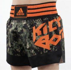 Adidas Kickboxing Short Camo Camouflage - S