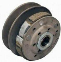 Koppeling compleet Edge Kymco/Peugeot/ Honda/ China scooter 4Takt gy6 motor diameter Ø 107mm