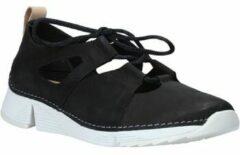 Zwarte Lage Sneakers Clarks 26135292