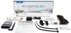 Grijze Alfa Network - WiFi Camp Pro 2V2 - WiFi versterking & Hotspot voor in en om de camper caravan, boot, tuin en boerderij
