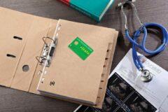 OXFORD Touareg tabbladen, formaat A4, uit karton, onbedrukt, 11-gaatsperforatie, 5 tabs, PAK VAN 20