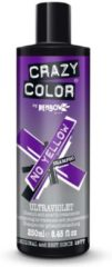 Gele Ultra violet / ultra blonde No Yellow zilver shampoo - Crazy Color
