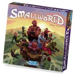 Selecta Days Of Wonder Small World Bordspel