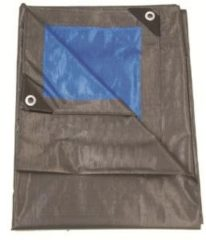 Blauwe Talen Tools dekzeil 2x3 m grijs groen - 210gr/m2 – professioneel extra dik