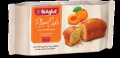 BiAglut Plumcake all'albicocca senza glutine 4 monoporzioni
