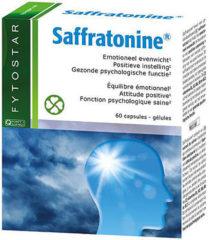 Fytostar Saffratonine Capsules 60st