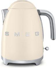 Creme witte Smeg KLF03CREU MkIII - waterkoker - Crème - met drie jaar garantie!