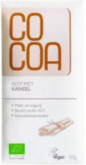 Cocoa Reep met Kaneel 50 gr